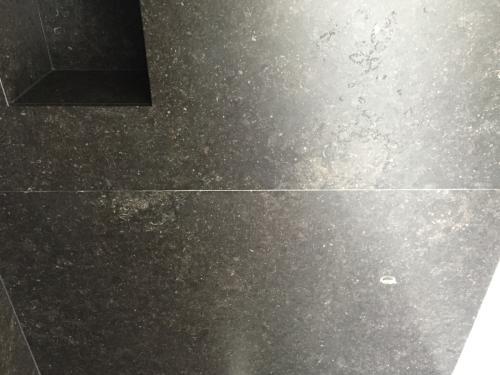 slijpen polijsten marmer
